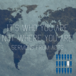Its Who You Are Square 600x600